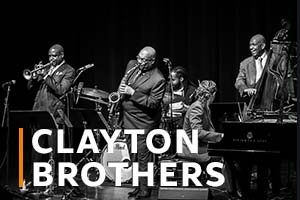 MÚSICA The Clayton Brothers / Clase magistral