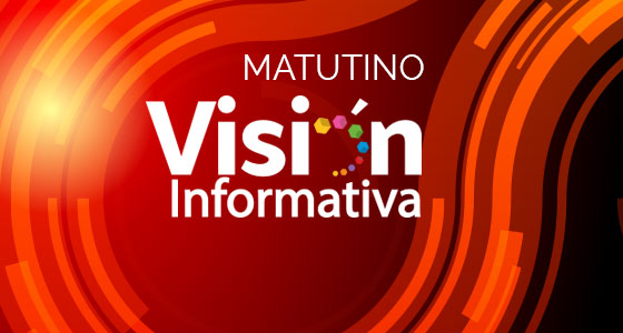 Noticiero Visión Informativa Vespertino 18 abril 2017