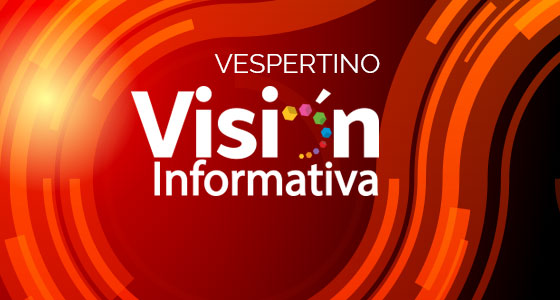 Noticiero Visión Informativa Vespertino 25 abril 2017