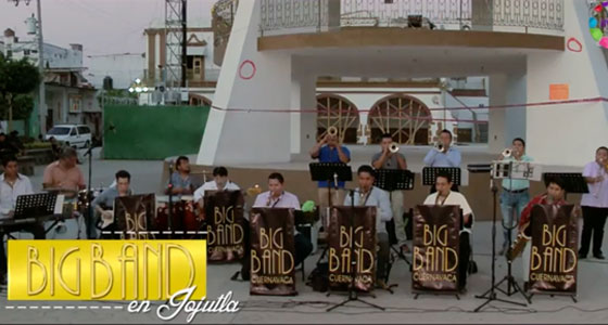 Big Band Cuernavaca en Jojutla